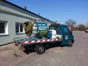 Vysokotlaké čištění kanalizace Znojmo