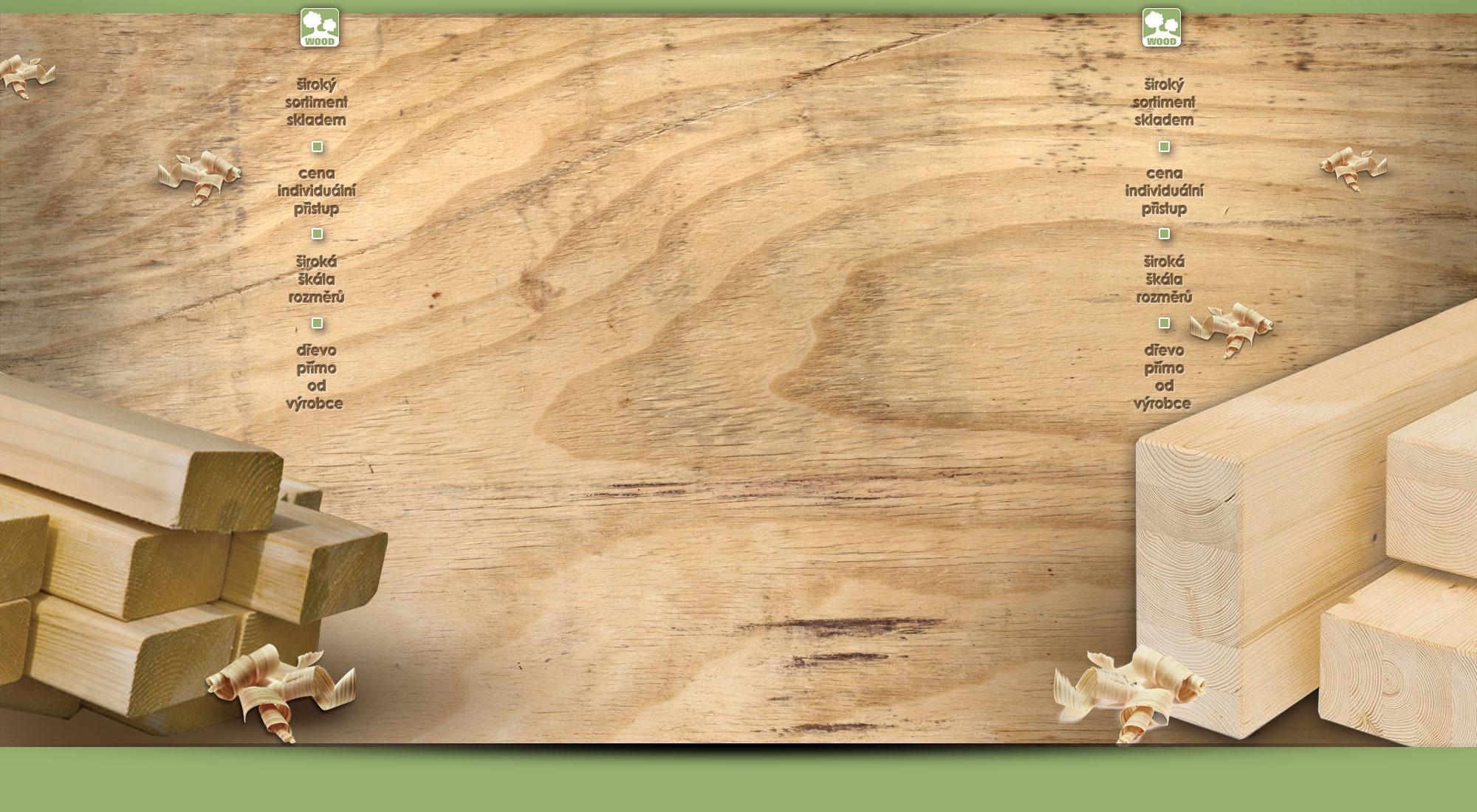 Prodej truhlářského řeziva