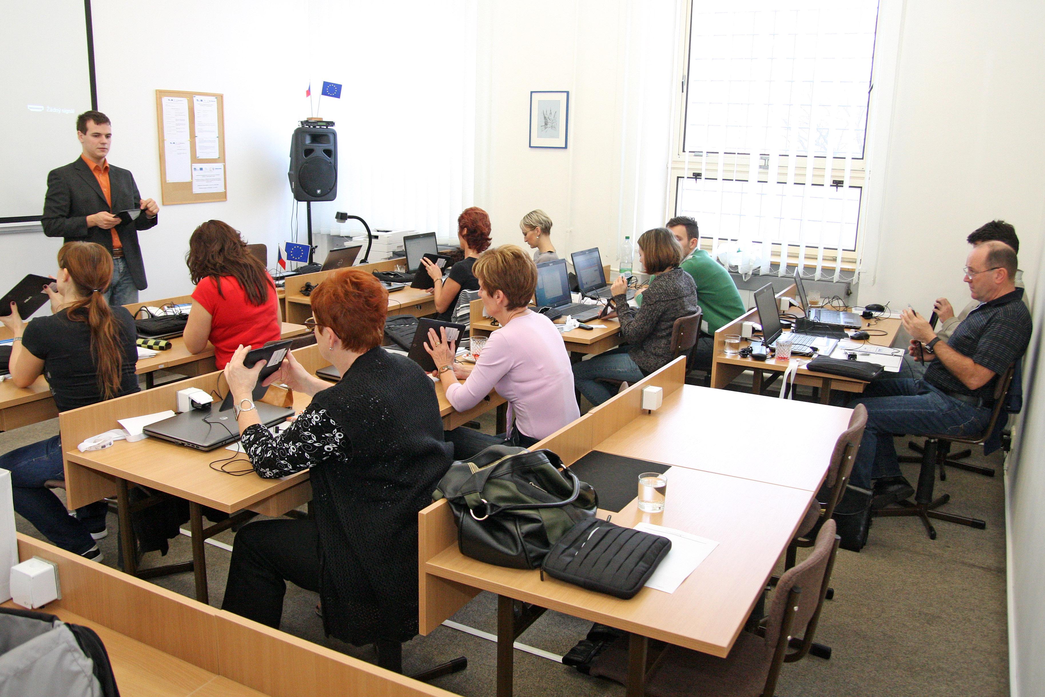 odborné kurzy a školení Prostějov