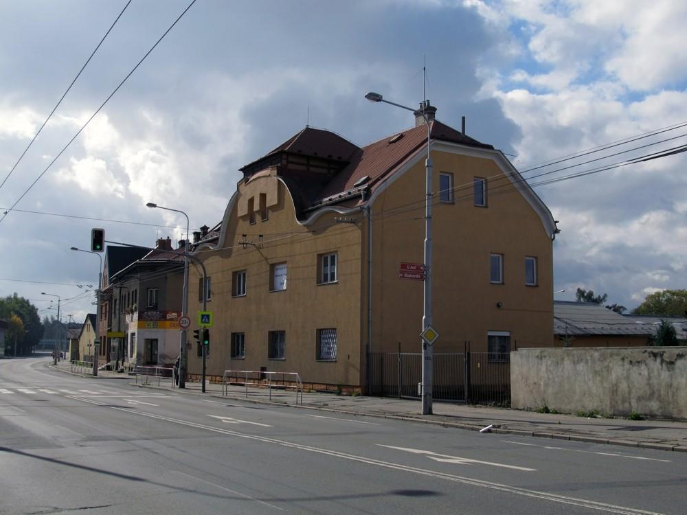 Energetická náročnost budovy Ostrava