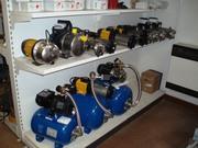 Čerpací technika, kalová čerpadla, servis a opravy, poradenství Znojmo