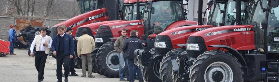 Servis zemědělské techniky Hodonín