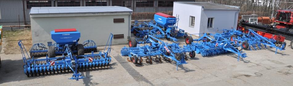 Zemědělské stroje Hodonín