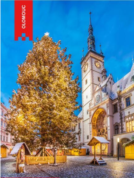 otevřené ledové kluziště Olomouc