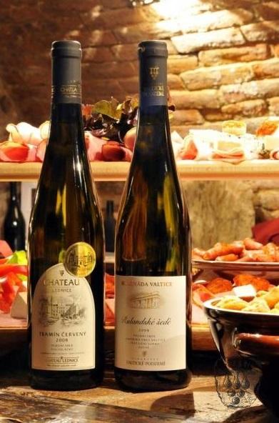 Svatomartinská a mladá vína Valtice