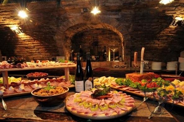 Degustací vín ve vinném sklepě ve Valticích