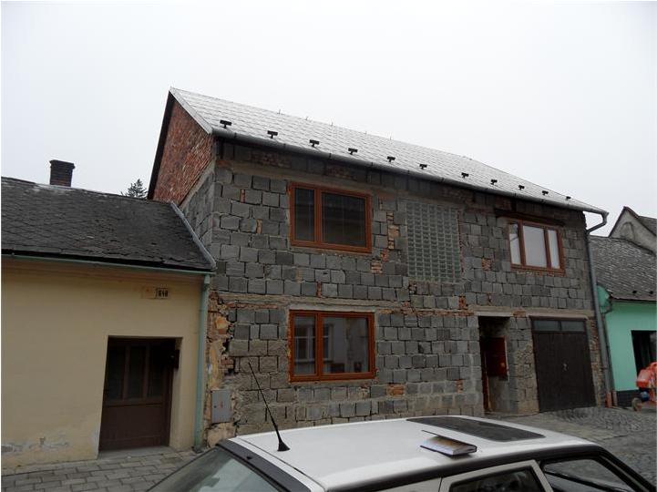 Kompletní stavební práce - novostavby, rekonstrukce staveb a domů