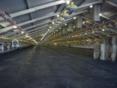 Realizace průmyslových podlah Kyjov