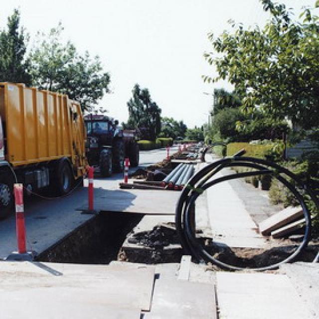 Dodávky předizolovaného potrubí LOGSTOR včetně příslušenství