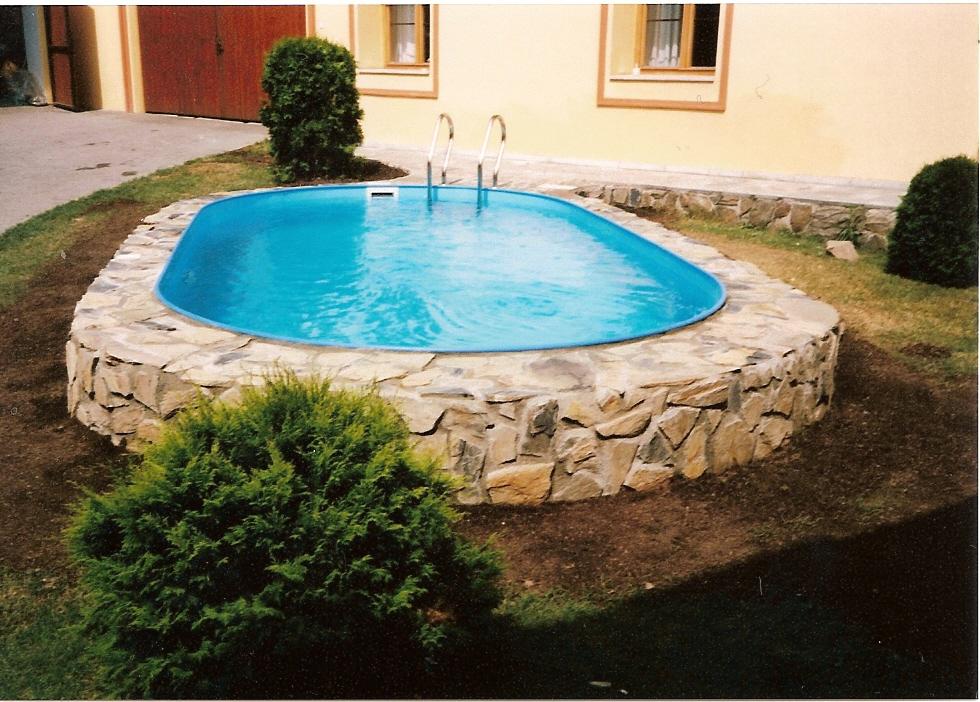 Cena bazénu na klíč