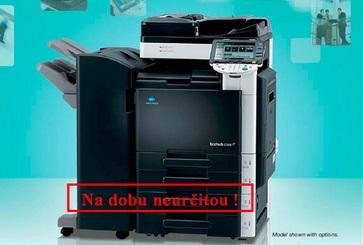 Tisk materiálů Praha - půjčíme vám tiskárnu na neomezenou dobu