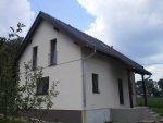Výstavba nízkoenergetické, pasivní domy Kopřivnice