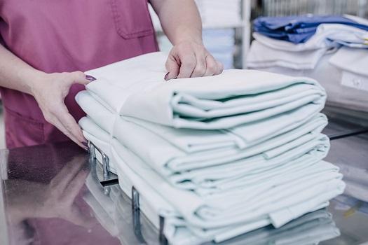 Prádelna - praní oblečení i povlečení pro hotely, restaurace i domácnosti