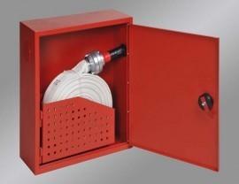 hasící přístroje a hydrantové systémy