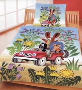 Dětské povlečení - do postýlky i na velkou postel