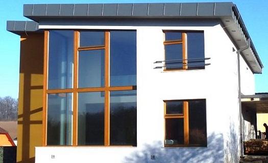 Kvalitní dřevěná standardní okna
