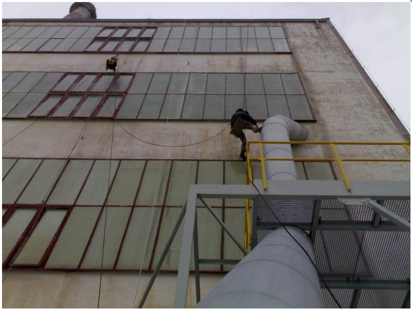Instalace sítí proti holubům Plzeň
