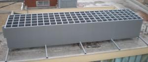 Odhlučnění 6 klimatizačních jednotek