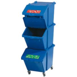 Smetiaky, odpadkové koše a sáčky na odpadky pre pohodlnú a ekologickú likvidáciu odpadu