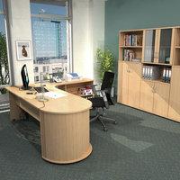 Kancelářský nábytek na míru Znojmo