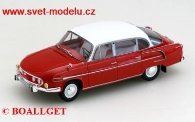 Sběratelské modely aut Tatra