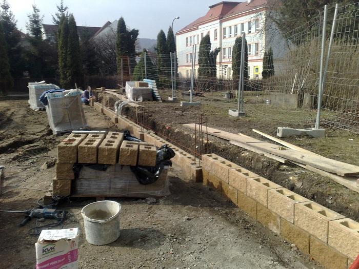 Zemní práce pro úpravu i vašeho pozemku