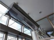 Vzduchotechnika do veřejných prostor