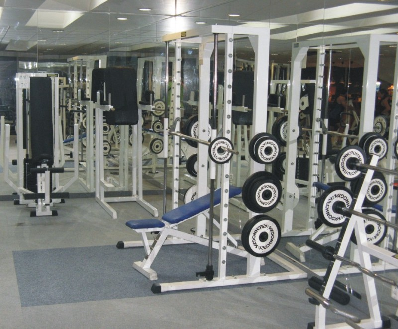 fitcentrum Pavla Jablonického Olomouc