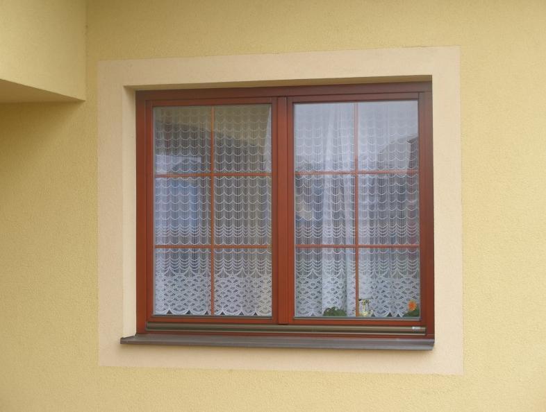 Dřevěná okna Hradec Králové, Pardubice - výroba, montáž
