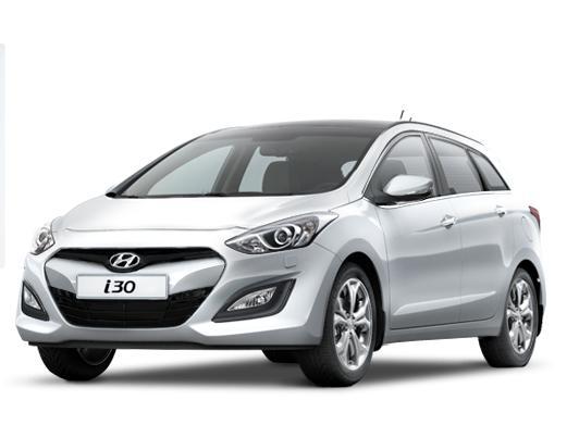 Hyundai i30 kombi - akční cenová nabídka, špičková kvalita vozu
