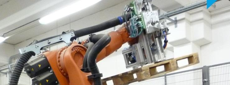 Servis robotů Kuka Praha