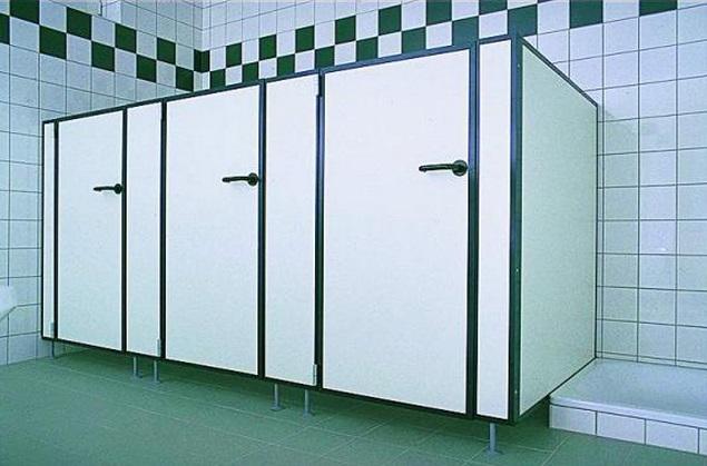 Sanitární příčky vhodné k oddělení prostor