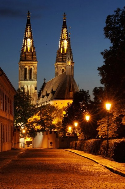 Veřejné osvětlení ARTISTIC v sobě skrývá vše potřebné - Praha