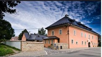 silvestrovský pobyt na zámku Ostrava