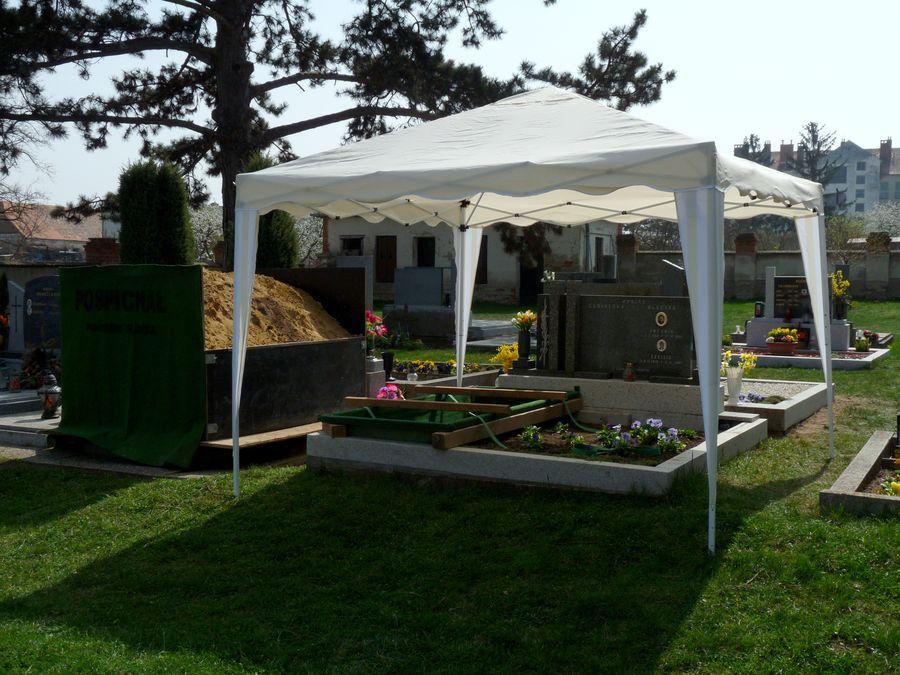 Pohřební služby Hrušovany nad Jevišovkou, církevní pohřeb