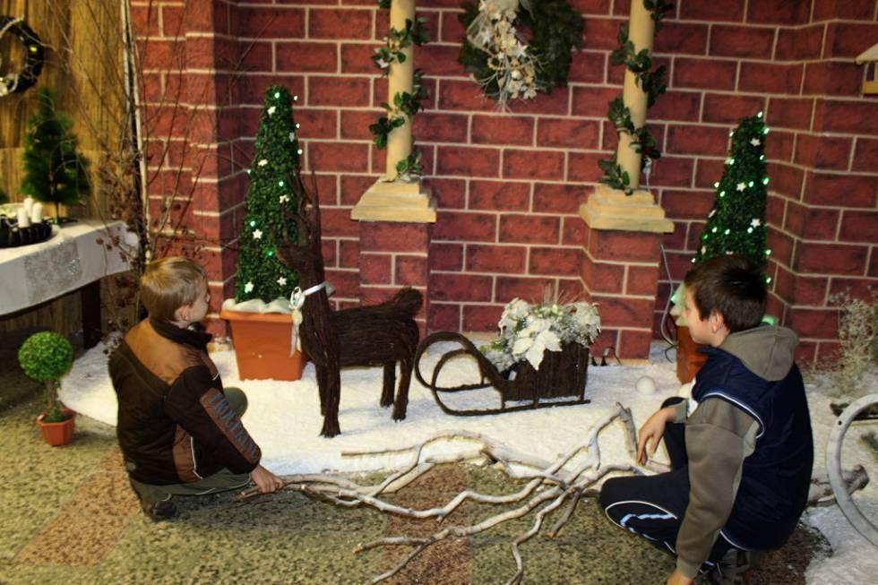Vánoční prodejní výstava v Jalubí-inspirace k výzdobě, dekoraci domova