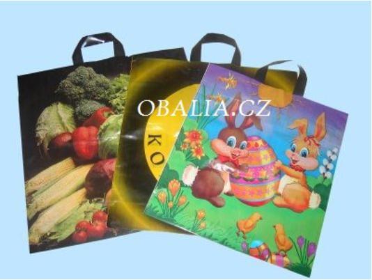 Reklamní papírové tašky s potiskem Prostějov