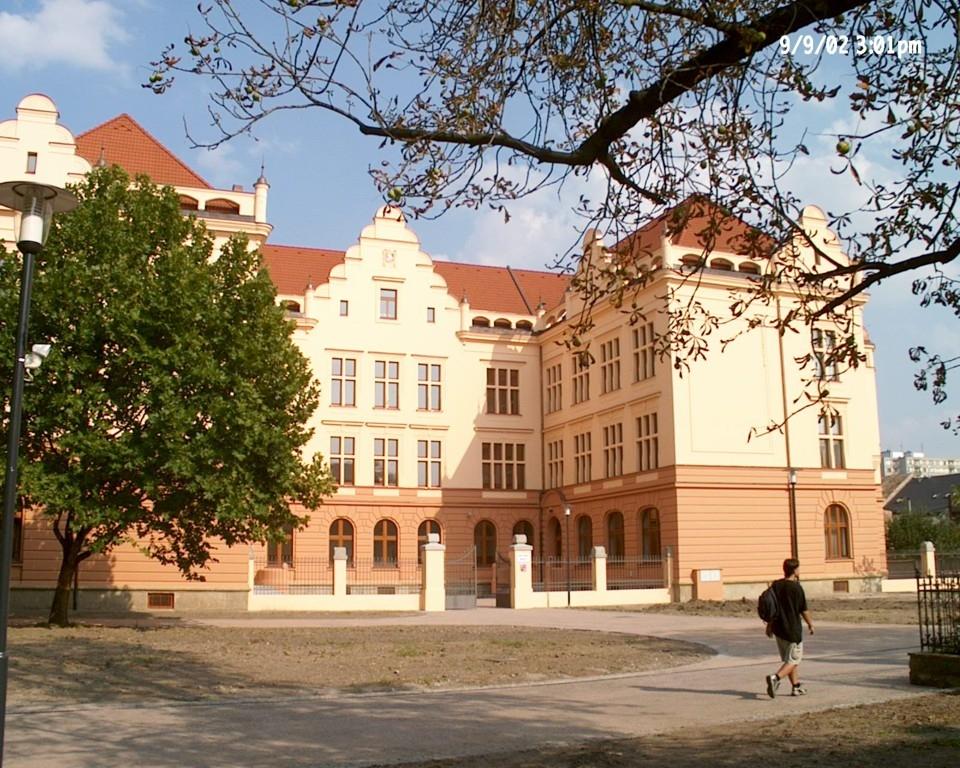 Projekt školy