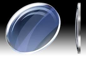 samozabarvovací brýlová čočka