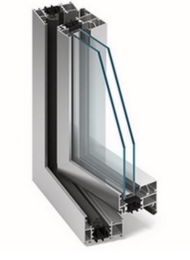 Hliníková okna a dveře výroba, montáž Praha - pro rodinné a bytové domy a další objekty