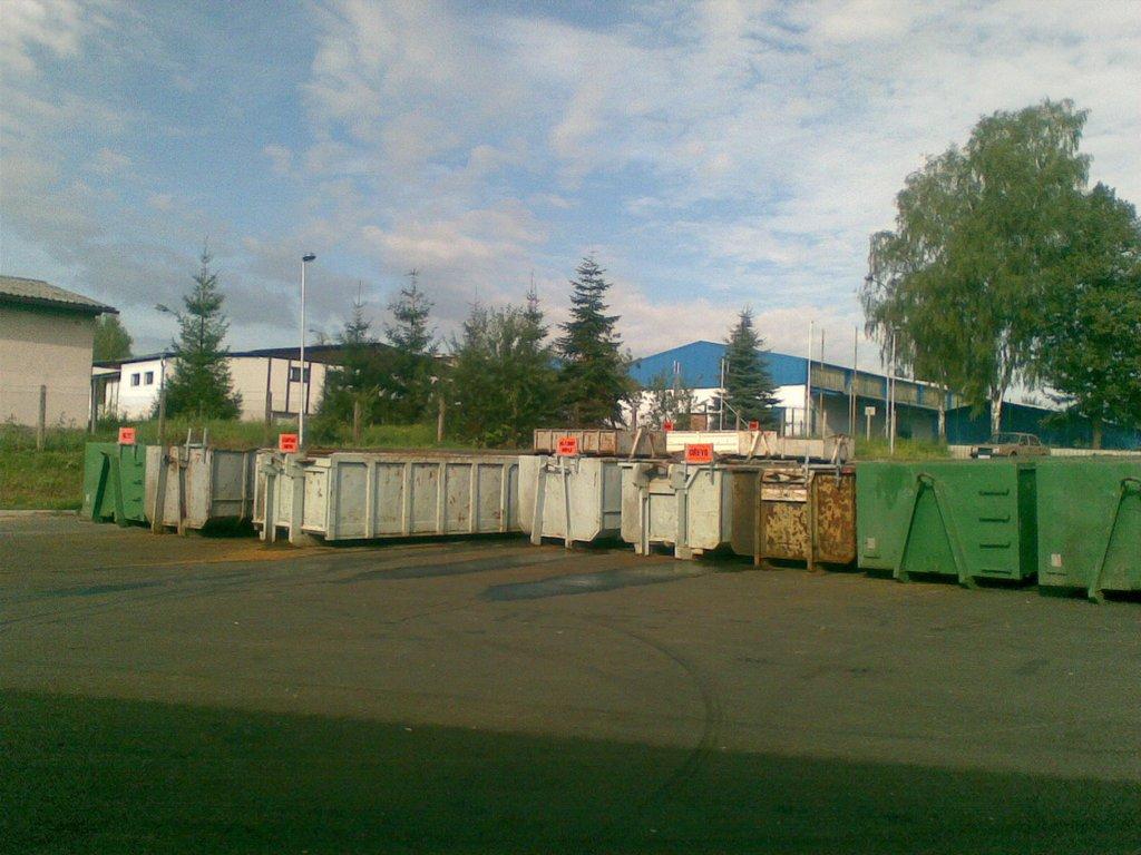 Kovošrot Havlíčkův Brod – HBH odpady s.r.o.