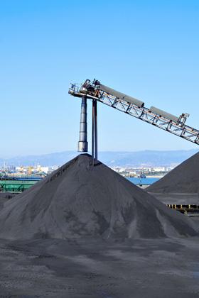 Pevné paliva - černé, hnědé uhlí, koks, biomasa - velkoobchod, prodej