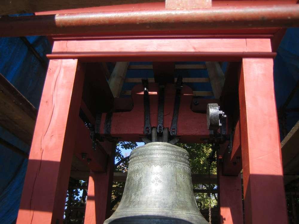 rekonstrukce zvonice