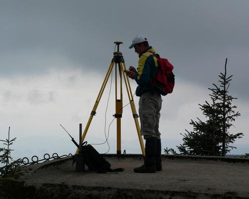 Geodetické práce, pozemkové úpravy-Brno
