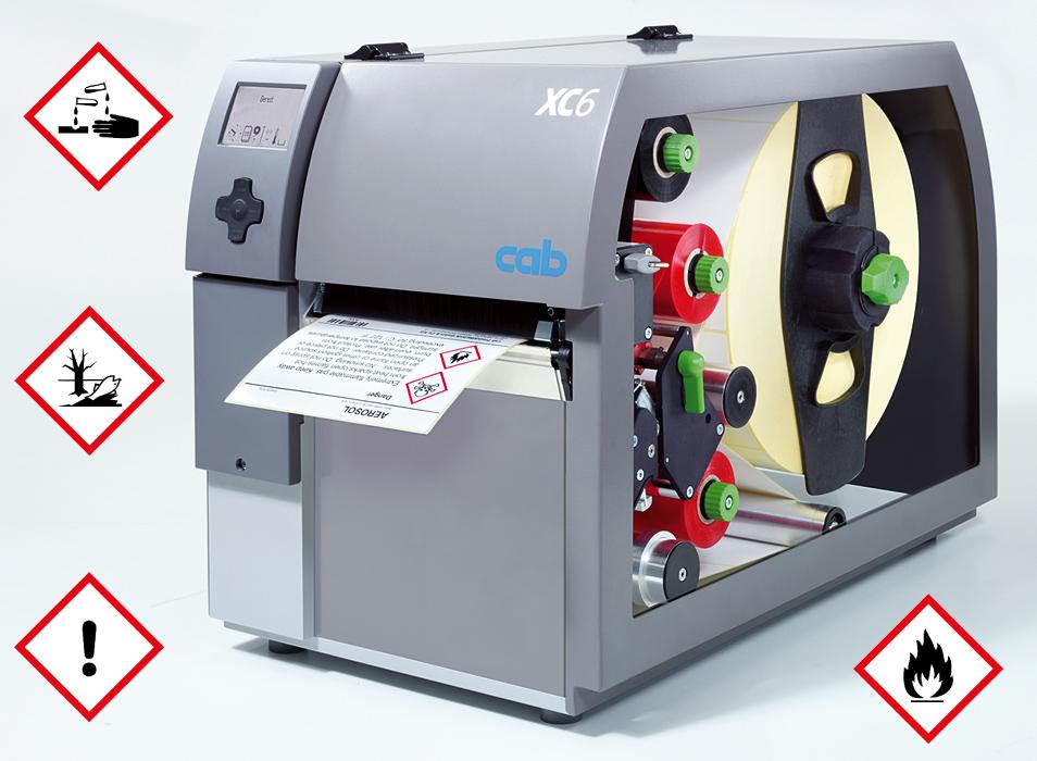 tiskárny pro tisk etiket a dalších produktů