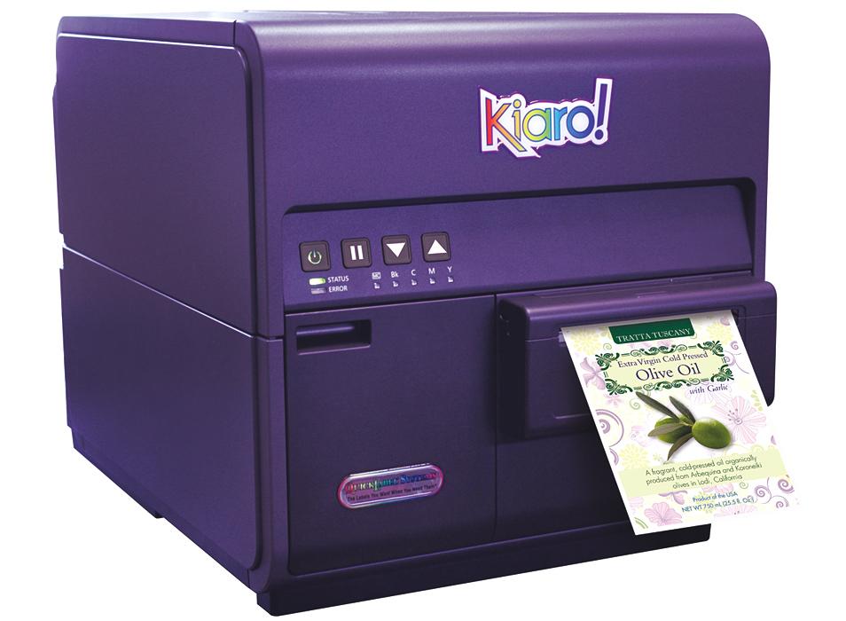 tiskárna Kiaro