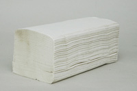 Vysoce savé skládané papírové ručníky zetForm® do umýváren