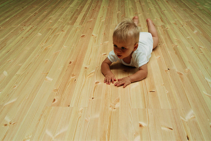 Masivní podlaha