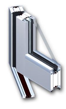 Aluprof system Zlin region - anti-fire, fire doors, windows, walls, the Czech Republic