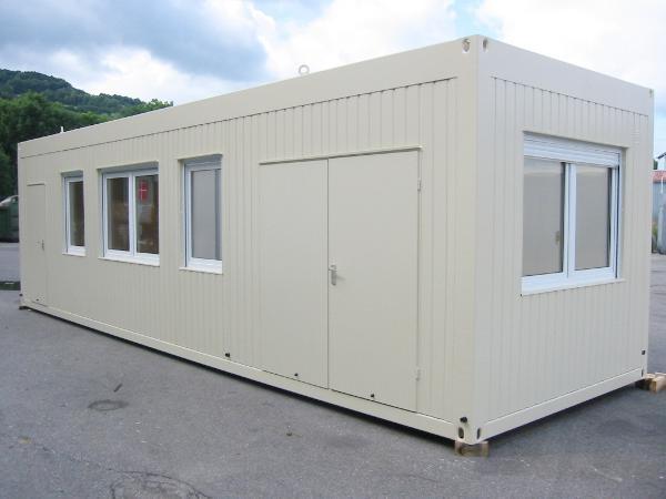 Kontejnerové sestavy, modulární architektura, moduly, školy, školky